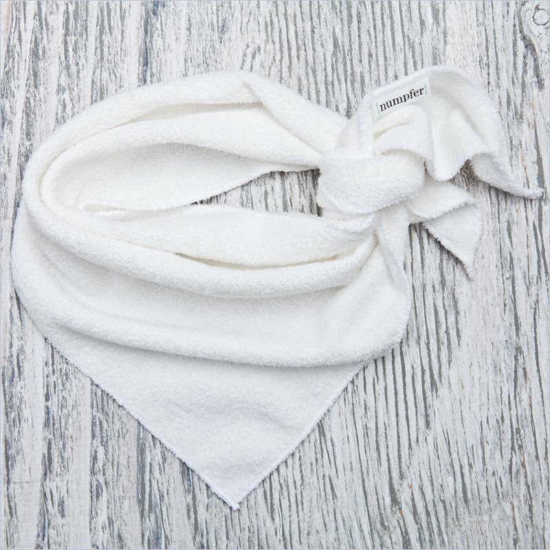 Numpfer Must Have Multi-Use Bib in White