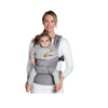Lillebaby Complete Embossed Carrier in Luxe Pewter (Grey w/Gold)