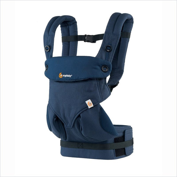 Ergobaby 360 Baby Carrier in Midnight Blue