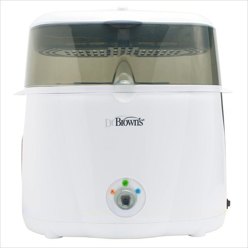 Dr Brown's Electric Bottle Sterilizer with LED