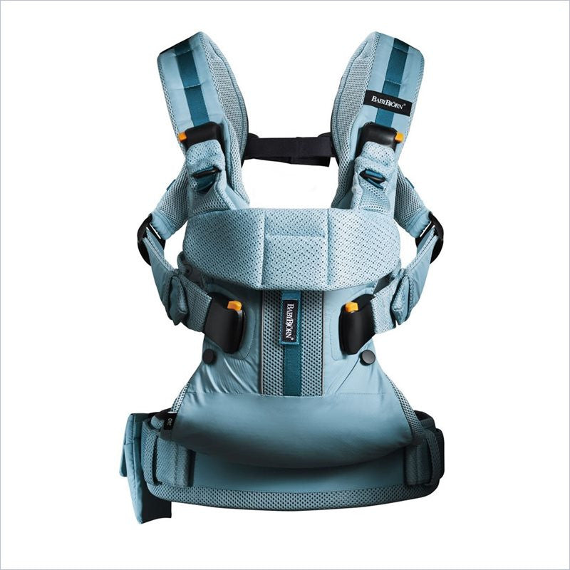 Baby Bjorn Baby Carrier One Outdoors in Turquoise