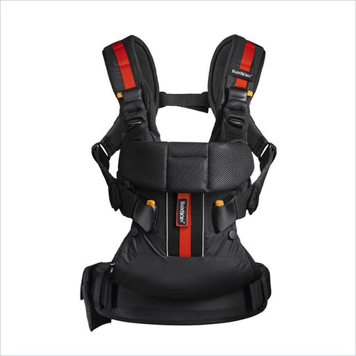 Baby Bjorn Baby Carrier One Outdoors in Black