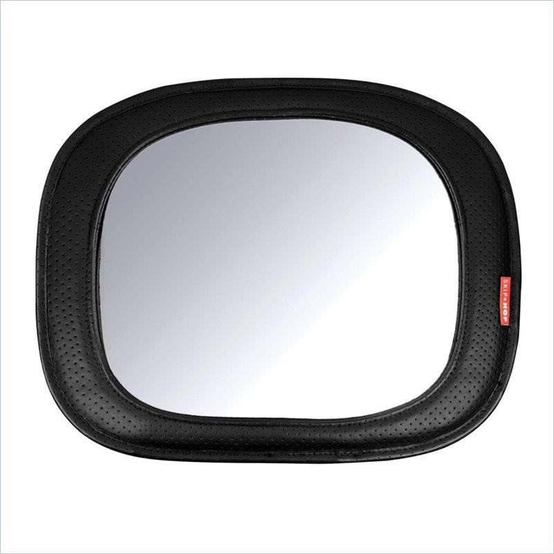 Skip Hop Style Driven Auto Accessories Backseat Mirror in Black