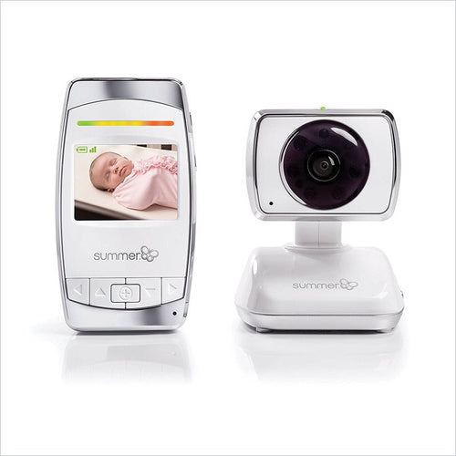Summer Infant Baby Secure Pan/Scan/Zoom Video-Monitor