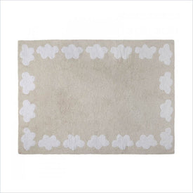 Lorena Canals Washable Rugs in Cloud Beige