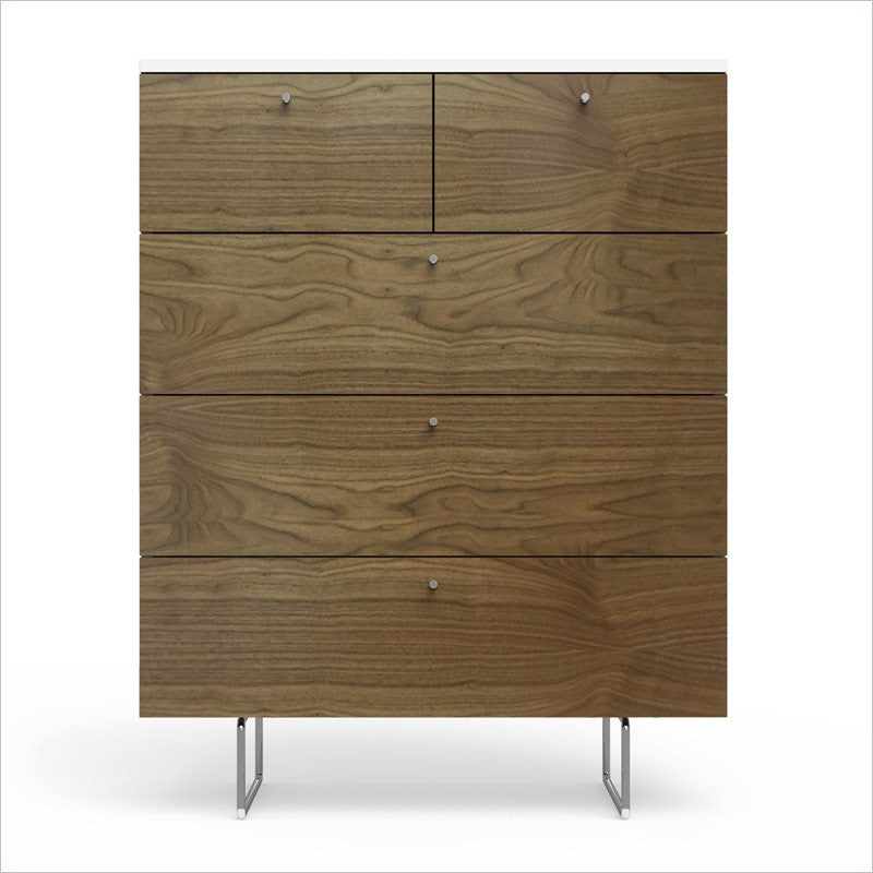 Spot On Square Alto 5 Drawer 34