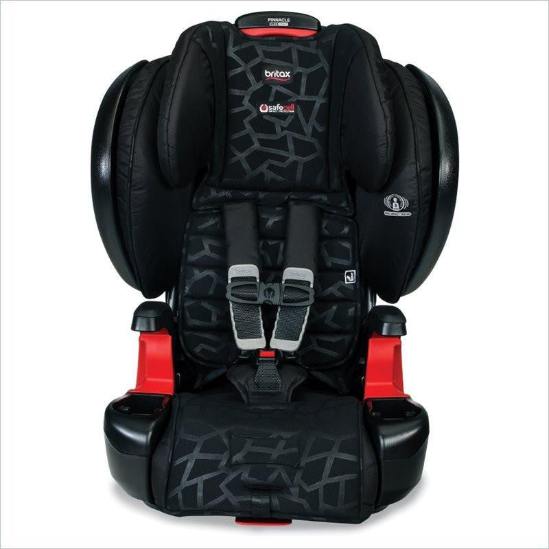 Britax Pinnacle Clicktight G1.1 Booster Car Seat In Mosaic