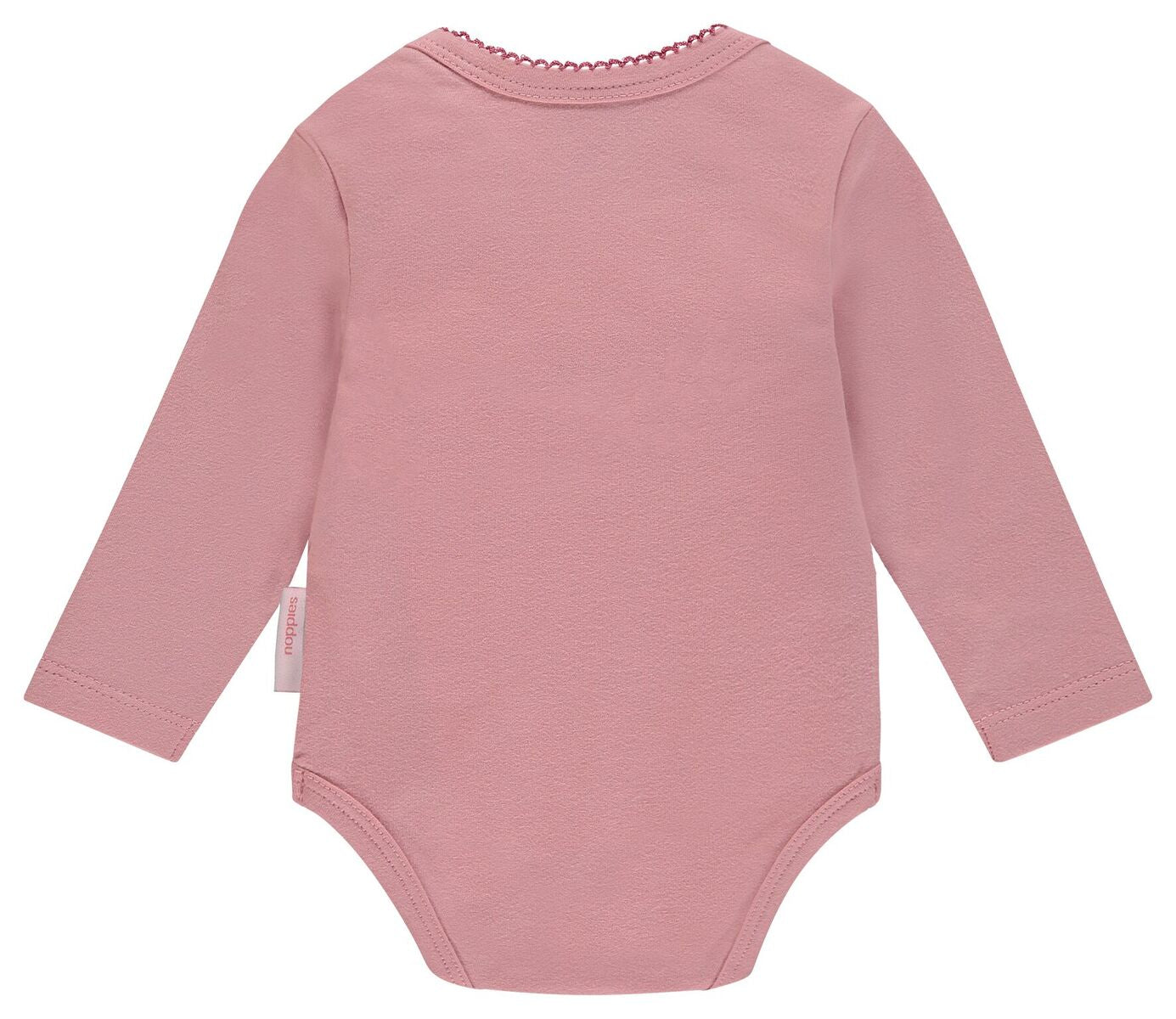 Noppies G Romper Vasu in Rose