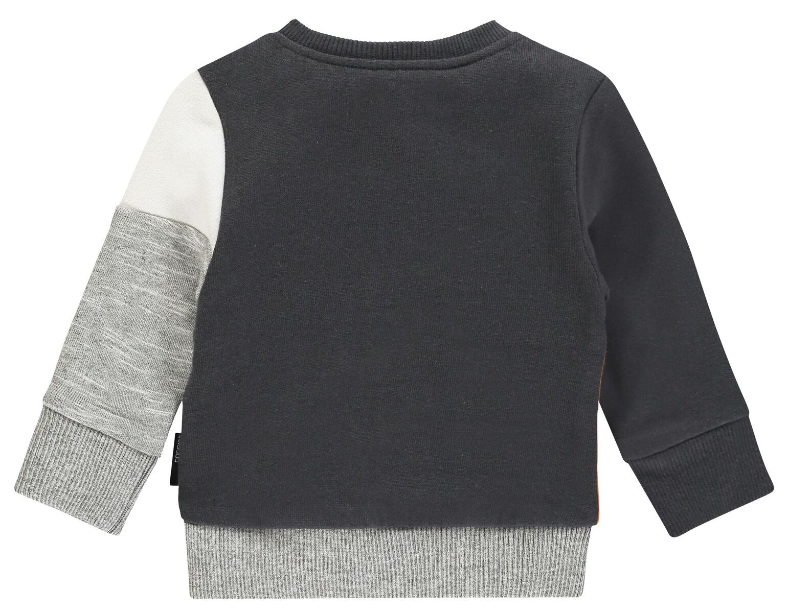 Noppies B Sweater Truckee in Charcoal