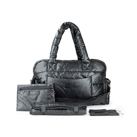 7am Enfant Soho Diaper Bag Black