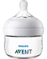 Philips AVENT NATURAL Newborn 2oz 2pk Bottle