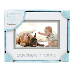 Pearhead Pawtners in Crime Frame