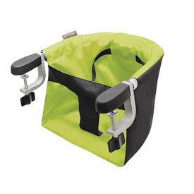Mountain Buggy Evolution Pod Clip On High Chair and Booster in Lime