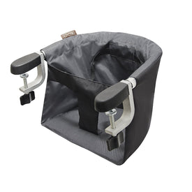 Mountain Buggy Evolution Clip On High Chair and Booster Pod in Flint