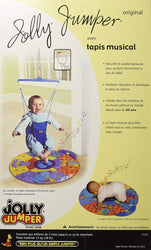 Deluxe Jolly Jumper with Musical Play Mat