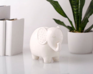 Pearhead Elephant Piggy Bank