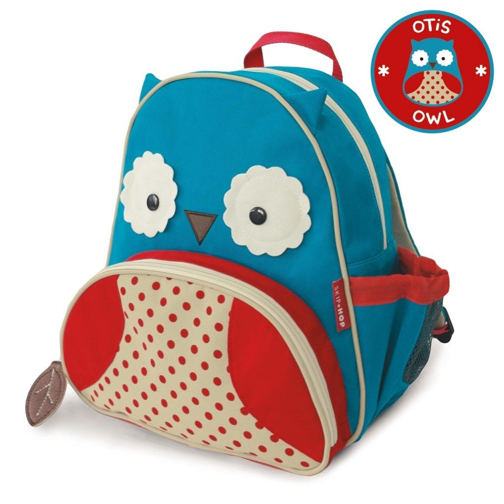 Skip Hop Zoo Pack Little Kid Backpack in Owl