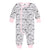 Minimome Printed Sleeper Organic Cotton Pajamas