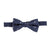 Minimome Bow Tie Palm Tree in Navy Palm Tree Print