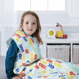Grobag Baby Sleeping Bag 2.5 Tog In Action Stacks