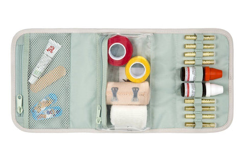 Lassig Casual Accessories First Aid Kit Bandage Ebony