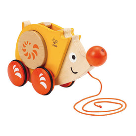 Hape Walk A-Long Hedgehog