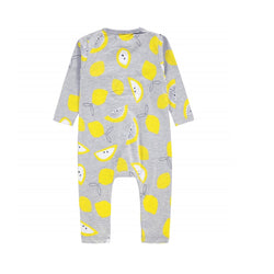 Tumble N Dry EMILIE ONESIE GIRLS ZERO in Grey Melange