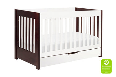 Babyletto Mercer 3-in-1 Convertible Wood Crib