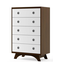 Dutailier Melon 5 Drawer Dresser