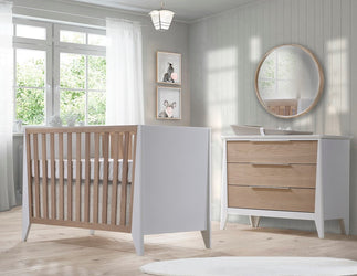 Nest FLEXX CONVERTIBLE CRIB TO DOUBLE