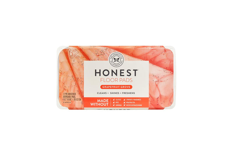 The Honest Company Wet Floor Mopping Pads