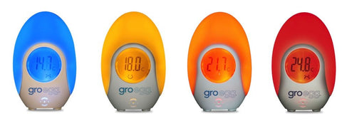 Grobag Egg Nursery Thermometer