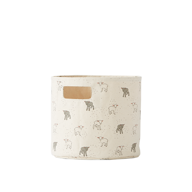 Pehr Designs STORAGE CONT'D in Light Grey - Little Lamb