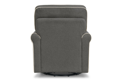 Da Vinci Maya Swivel Glider and Ottoman