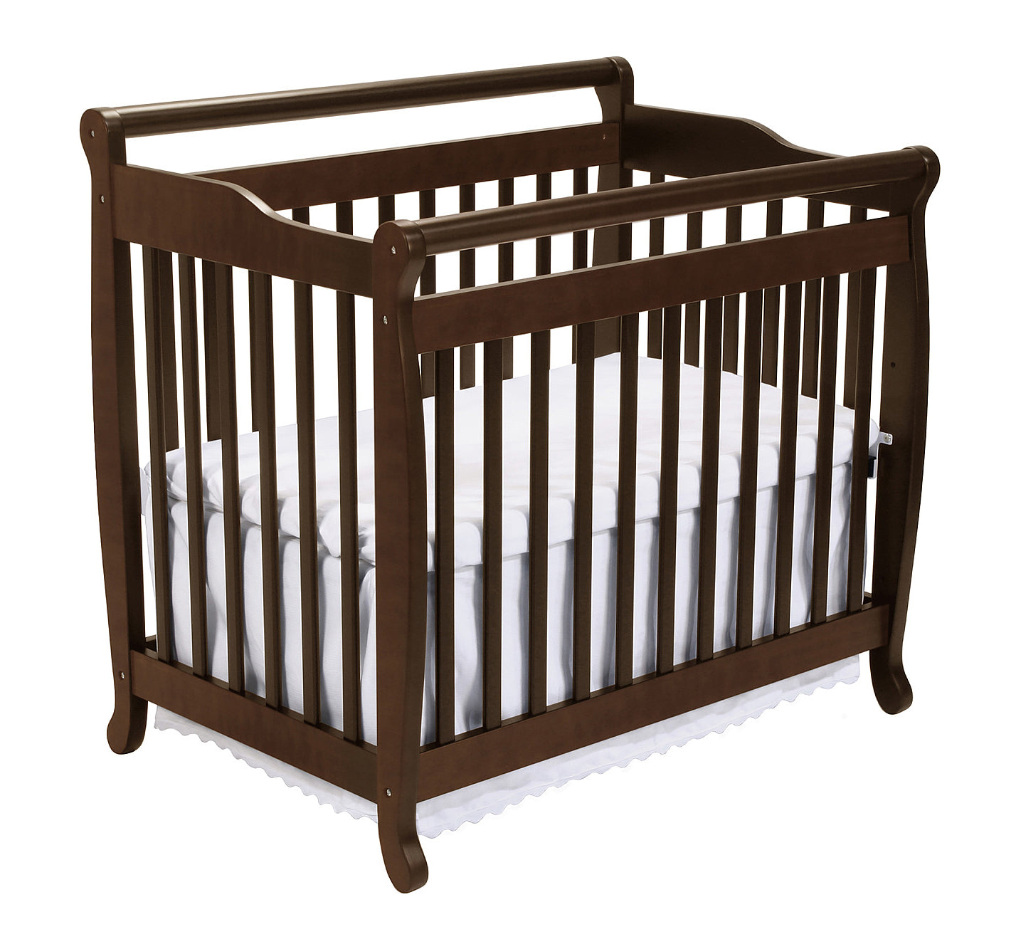 safest for cribs mini org baby small top thinkbaby crib spaces