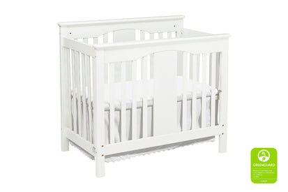 DaVinci Annabelle Mini 2-in-1 Convertible Wood Baby Crib