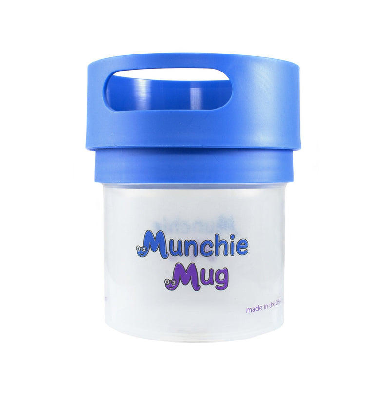 Munchie Mug Spill Proof Snack cup For Toddlers 12 oz