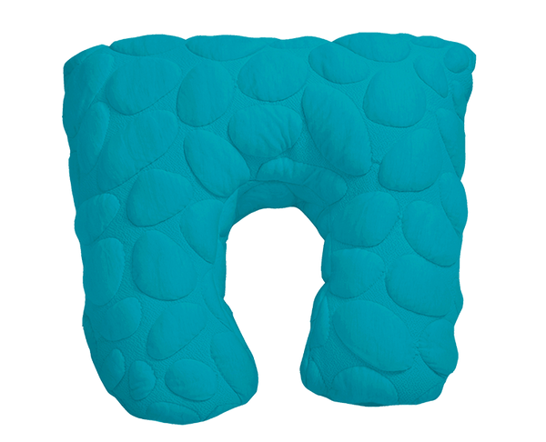 Nook Niche Nursing Pillow in Pacific
