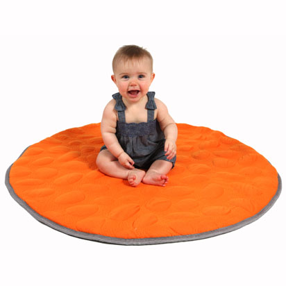 Nook Sleep LilyPad Playmat in Poppy