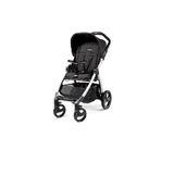 Peg Perego Pratico Seat for Book Plus in Classico Onyx -Seat only
