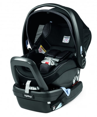 Peg Perego Primo Viaggio 4-35 Infant Car Seat Nido Eco Leather in Ice