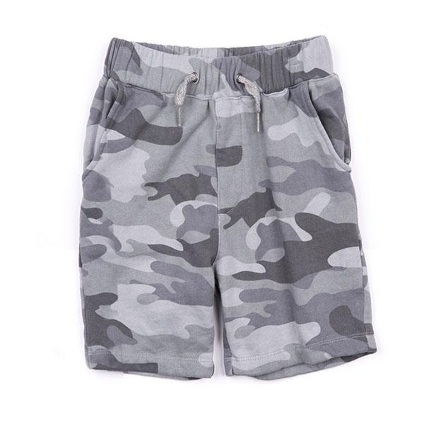 Appaman Preston Shorts IN Grey Camo