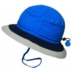 Calikids Boys Quick Dry Bucket Hat in Blue