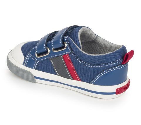 See Kai Run in Russell in Navy/Red For Boy's