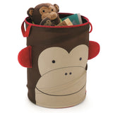 Skip Hop Zoo Pop Up Hamper In Monkey