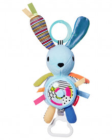 Skip Hop VIBRANT VILLAGE collection in PULL & SPRIN ACTIVITY BUNNY