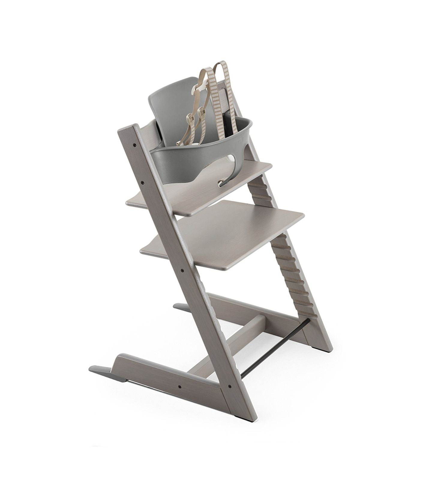 Stokke Tripp Trapp Oak Wooden High Chair