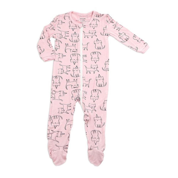 5033f37547 Silkberry Baby Bamboo Printed Footie