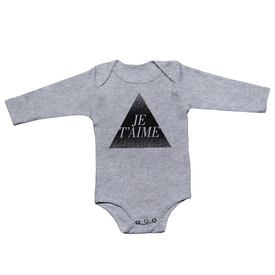 Whistle and Flute  Je T'aime Bodysuit
