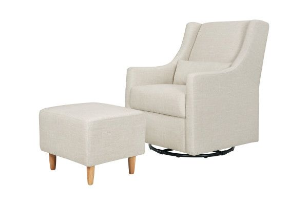Babyletto Toco Glider and Ottoman